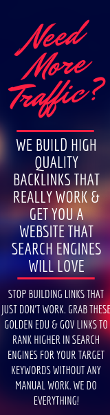 Get more traffic with quality backlinks